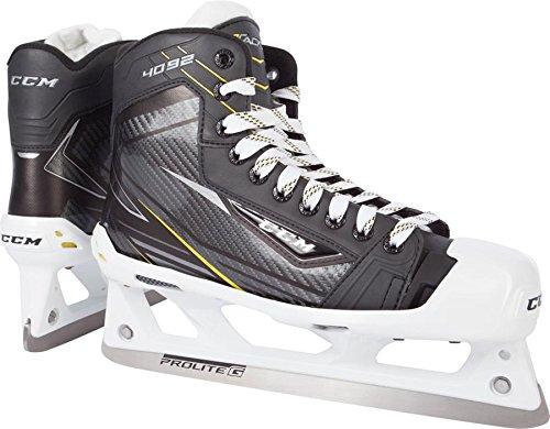 CCM Tacks 4092Torwart Eishockey Schlittschuhe [Junior]