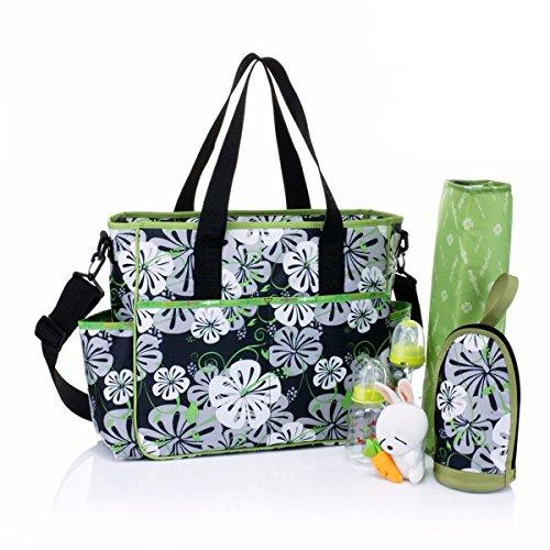 Enfants passeggino esterna impermeabile, borsa da viaggio borsa a spalla Borsa mamma - Da Uccello Refill