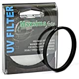 Maxsima - 72mm UV Objectif Filtre / Protecteur pour Sony SAL-1650, DT 16-50mm F2.8 SSM Objectifs. NEX-6, NEX-7. NEX6, NEX7. NEX-5