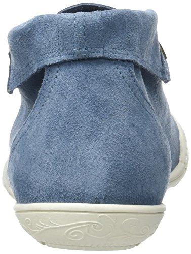 PLDM by Palladium Gaetane Sud, Sneaker a Collo Alto Donna Blu (Jeans)
