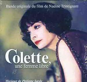 Colette, une femme libre (Bande originale du film)