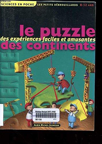 Le puzzle des continents par Collectif