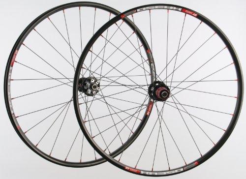 26-Zoll-MTB-Novatec-Light-Disc-28-Loch-DT-Swiss-XR-350-D-Light-1425-g-Laufradsatz