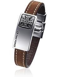 Time Force Pulsera TJ1002B03B21 Marrón