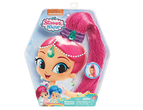 Shimmer Ponytail by Shimmer and Shine