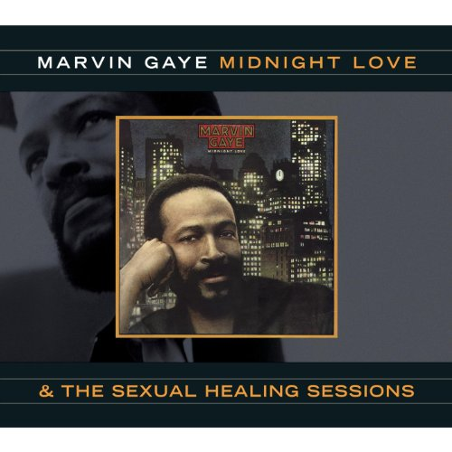 MARVIN GAY SEXUAL HEALING CD