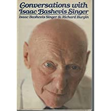 Conversations With Isaac Bashevis Singer
