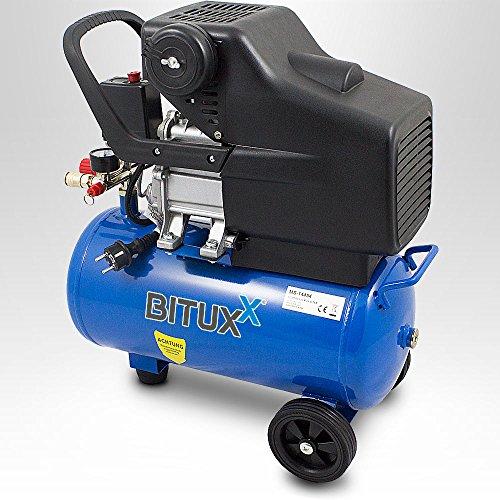 BITUXX® Druckluftkompressor 24 Liter - 2