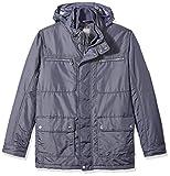 4884efa48b01 Geox Man Jacket Navy Giubbotto Uomo Blu Scuro (58)
