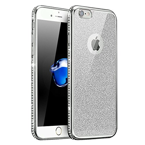 Custodia iPhone 6 Plus, Cover iPhone 6s Plus, Yoowei® diamante