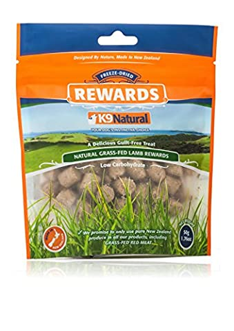 K9 Natural Freeze Dried Lamb Dog Treats
