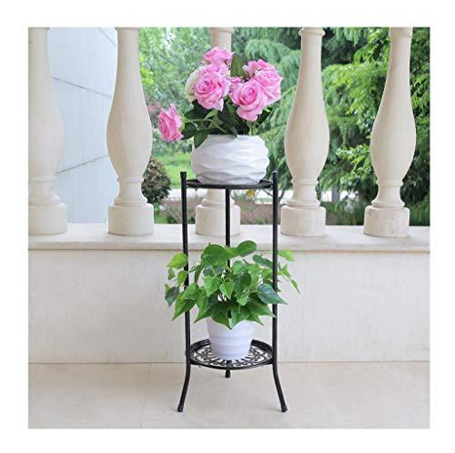 e6137e7a433 porte pots plante fleurs Le plantoir en métal pour pot de fers en pot prend  en