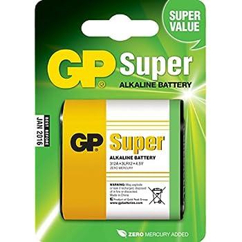 Varta High Energy Flachbatterie 4,5V: Amazon.de: Elektronik