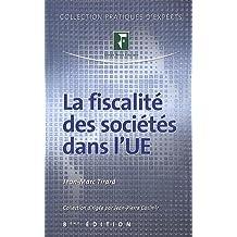 La fiscalité des sociétés dans l'UE