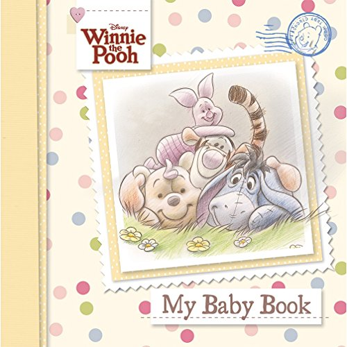 Disney Winnie The Pooh My Baby Book (Disney Baby Record Book)