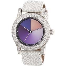 "Rainbow Watch Unisex Watch ""Extravaganza"" MRclassic-burgundy EX44-SW-MRcl"