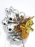 Best Adornos de Navidad desconocidos - Uvas de uva decoración navideña colgante de árbol Review
