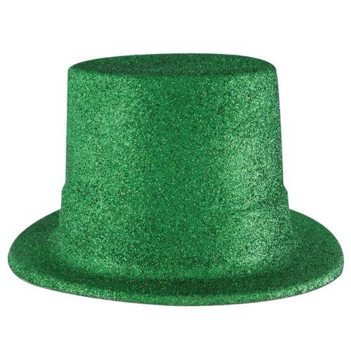 Beistle 30802-g 24er Pack Blättern TOP Hüte, grün
