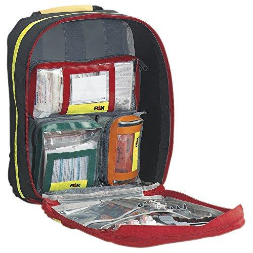 Dönges Notfallrucksack Feuerwehr DIN 14142-K, PAX-Plan, rot