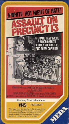 Preisvergleich Produktbild Assault on Precinct 13: A White Hot Night of Hate (Meda Home Entertainment,  1978)