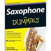 Saxophone For Dummies (Buch&CD)