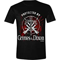 The Walking Dead - Grimes and Dixon - T-shirt Homme