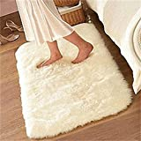 #5: Generic 1pcs Super Comfortable Shaggy Fluffy Carpet Rugs Anti-Skid Area Rug Dining Room Carpet Home Bedroom Floor Mat New Arrival