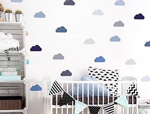 Jungen-raum Möbel (I-love-Wandtattoo WAS-10641 Kinderzimmer Wandsticker Set
