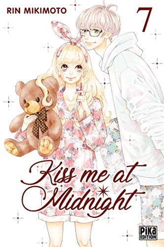Kiss Me at Midnight Edition simple Tome 7