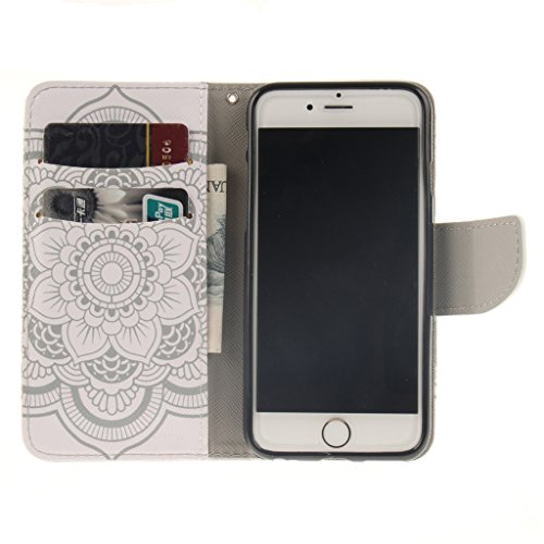 """Nutbro iPhone 6S Plus Case,5.5"""" Flip Case for iPhone 6s Plus Case,Wallet PU Leather Case [with Card Slots & Magnetic Flap Closure] Stand Case Cover For Apple iPhone 6 Plus / iPhone 6s Plus 5.5"""" ZZ-6S-Plus-46"""
