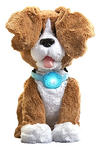 Hasbro FurReal Friends B9070100 - Benni der sprechende Beagle, Elektronisches Haustier - 3