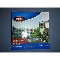 Trixie 44333 - Enrejado para jardín, color transparente, 6 x 3 m
