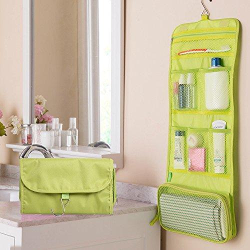 Bei wang Multifunctional Travel Large Capacity Bag Original YKK Zipper Tour Case Organizer Kits Wash Bags by Bei
