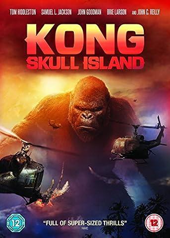 Kong: Skull Island [DVD] [2017]