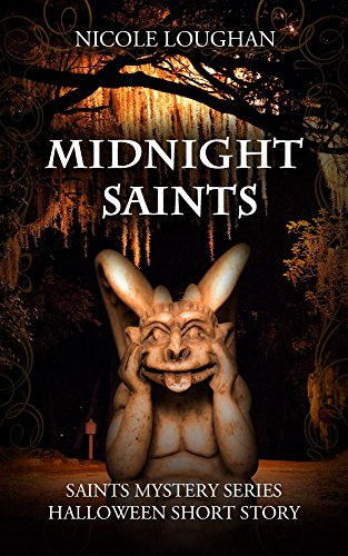 Midnight Saints: Mystery short story (Saints Mystery Series Book 4) (English Edition)
