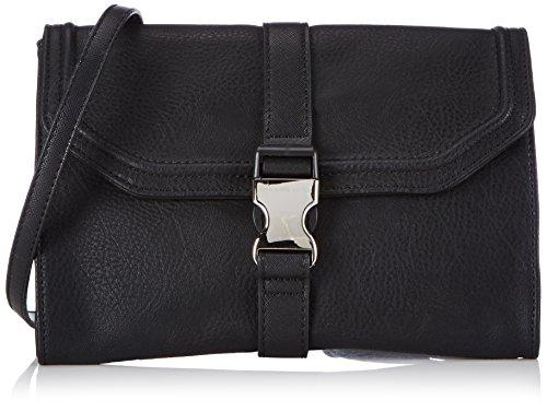 Paul & Joe SisterEDNA - Borsa a tracolla da donna, nero (black 02), 23x18x4 cm (B x H x T)