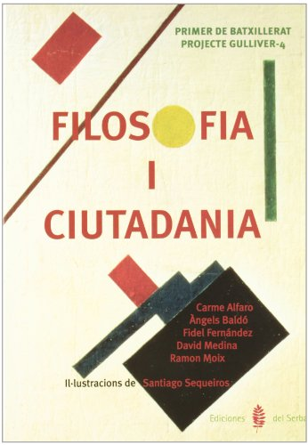 Gulliver-4. Filosofia i Ciutadania (Educació i llibre escolar. Català)