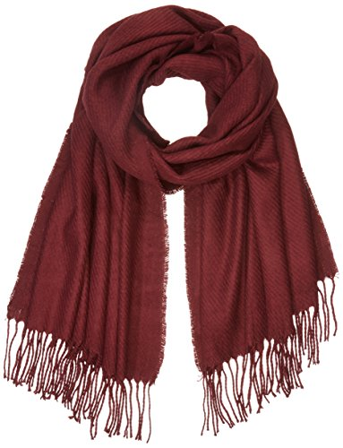 PIECES Damen Schal Pckial Long Scarf Noos, Rot (Port Royale), One Size (Schal Port)