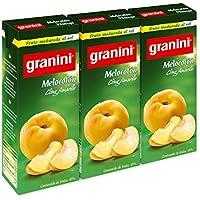 Granini Zumo Melocotón Fruti - Pack de 3 (3 x 20 cl): Total 60 cl