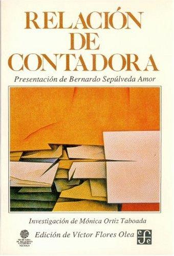 Relacion de Contadora (Sección de obras de política y derecho)
