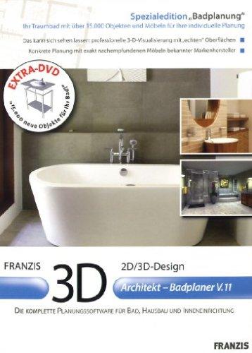 3D Architekt - Badplaner V11