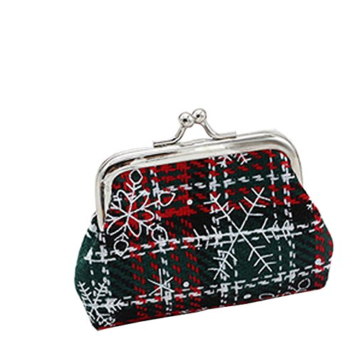 Daojian Mini Cotton Purse Wallet Coin Bag Case 2