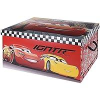 Aufbewahrungsbox - Spielbox Cars | 50x40x24 cm preisvergleich bei kinderzimmerdekopreise.eu
