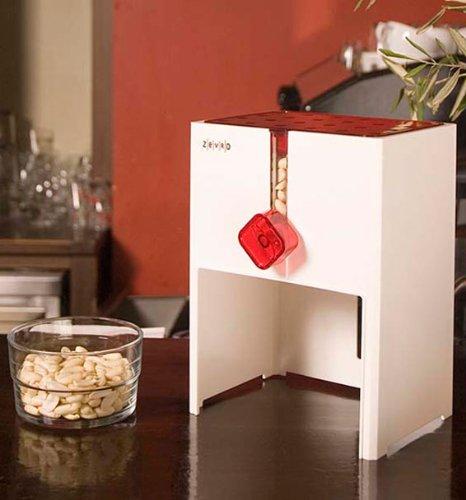 ZEVRO Compact - Dry Food Dispenser, dispensador de alimento seco