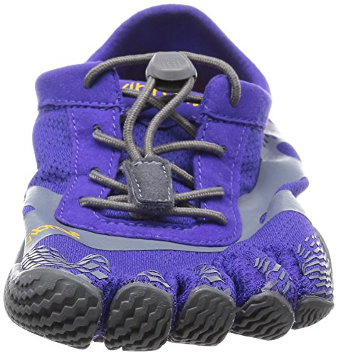 Vibram Fivefingers Kso Evo, Damen Hallenschuhe Violett (Purple/Grey)
