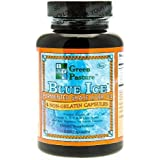 Green Pasture Blue Ice Skate Liver Oil, fermenté, 120 capsules