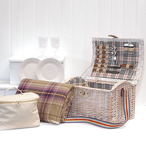 Shabby Chic 2 Person Picnic...