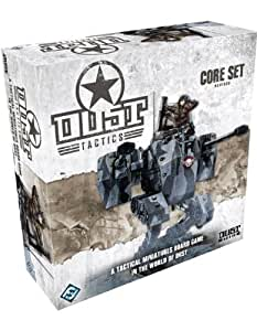 Dust Tactics: Modular Miniature Board Game Revised Core Set