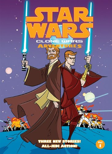 Star Wars: Clone Wars Adventures, Volume 1