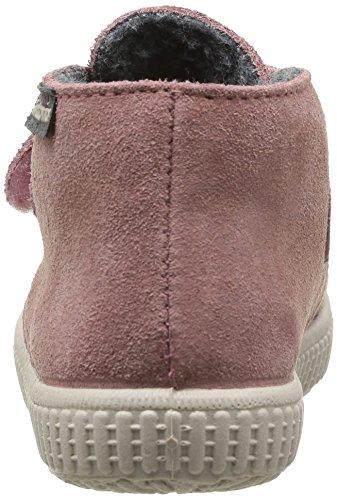 Victoria Safari Serraje Velcro, Boots mixte enfant Rose (Rosa)